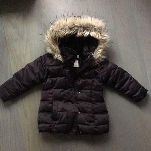 H&M premium winter coat 2-3yrs